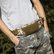 Outdoor Sports waist bag man Music Running Multifunctional Travel chest bag Anti-theft Mobile Phone wallet Close body pack c250