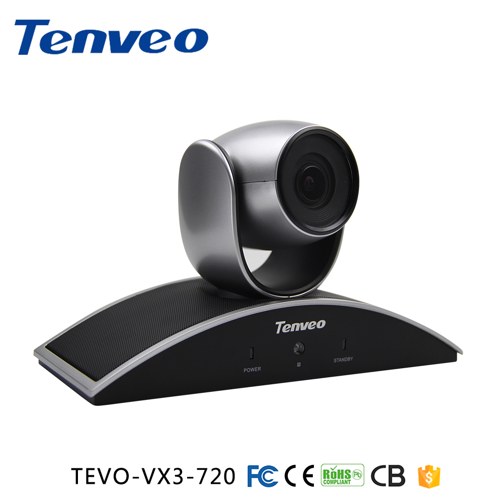 TEVO-VX3-720   3x video conference camera for video conferencing and web conferencng видеорегистратор intego vx 410mr