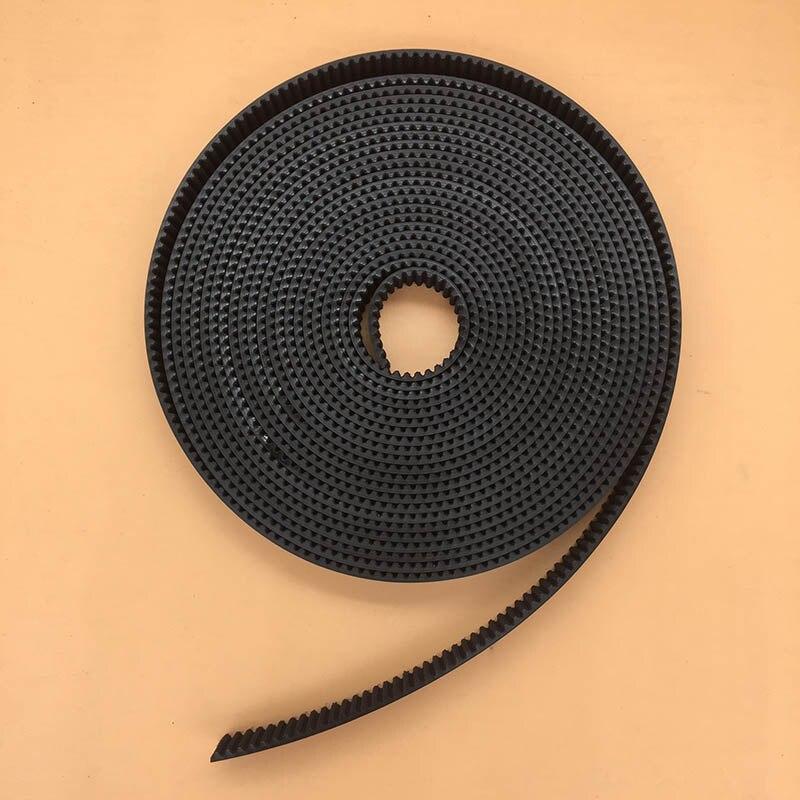 Imprimante à jet d'encre longue ceinture pour Allwin humain Xuli Mimaki JV33 Infinity Challenger traceur imprimante chariot longue ceinture 15mm-3M-9000