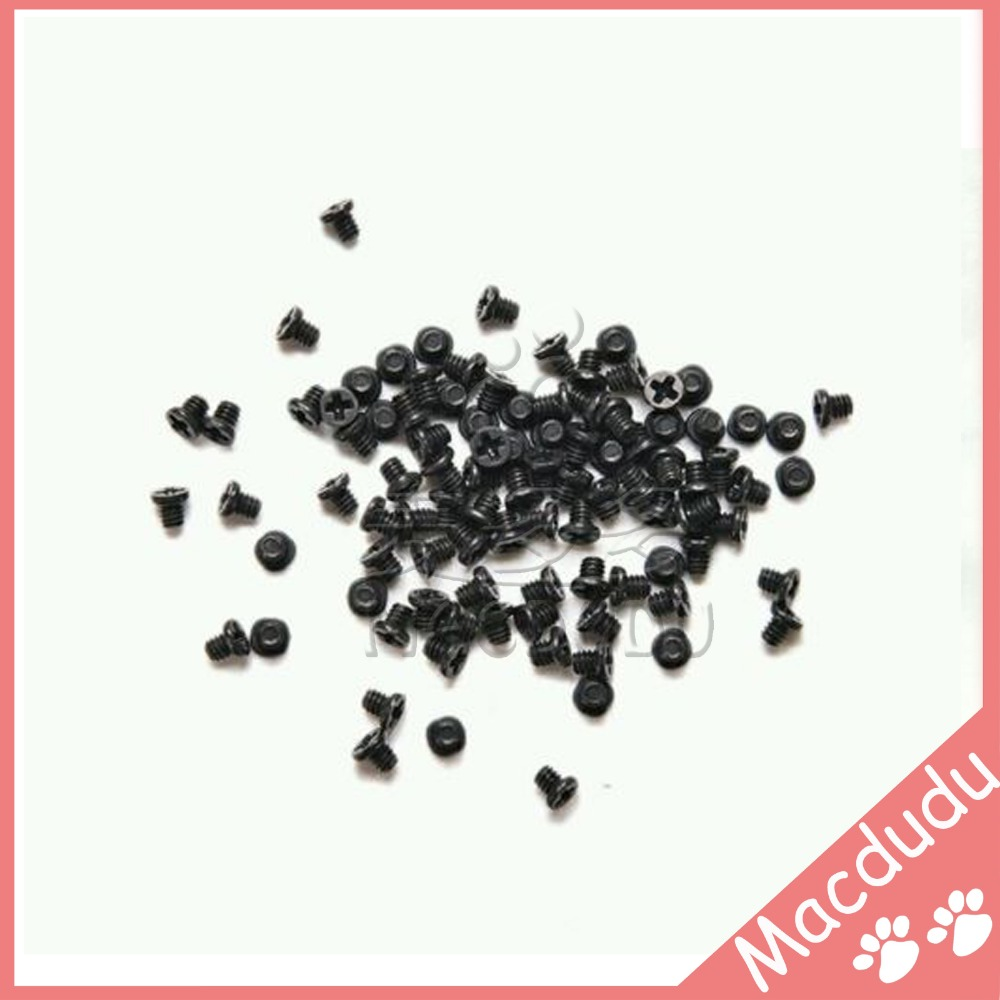 New 10000pcs/Set Keyboard Rivets Screws For MBP A1278 A1286 A1297 MBA A1369 A1370 A1466 A1465 *Verified Supplier* image