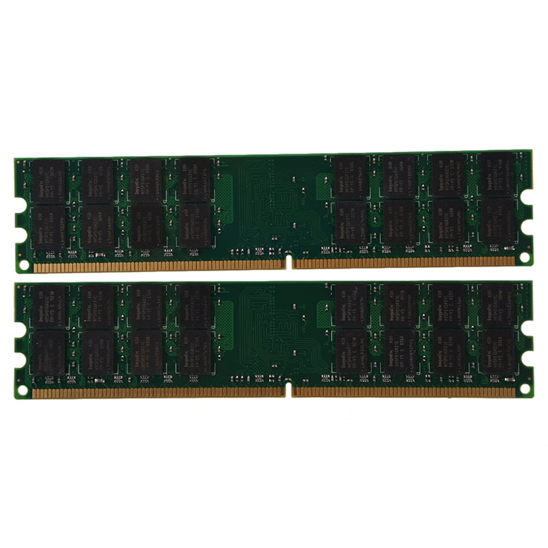 8GB 2X4GB DDR2-800MHz PC2-6400 240PIN DIMM For AMD CPU Motherboard Memory