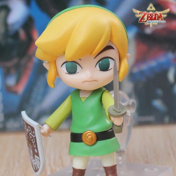 Nendoroid 413 Link The Legend of Zelda The Wind Waker Action Figure NEW