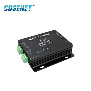 Image 4 - 스위치 값 수집 무선 트랜시버 433 mhz modbus E830 DTU (2r2 433l) 8km 장거리 송신기 및 수신기