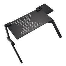Multifonctionnel Ergonomique ordinateur Portable support de table pour lit Canapé Portable table dordinateur Portable pliable pour ordinateur Portable de bureau
