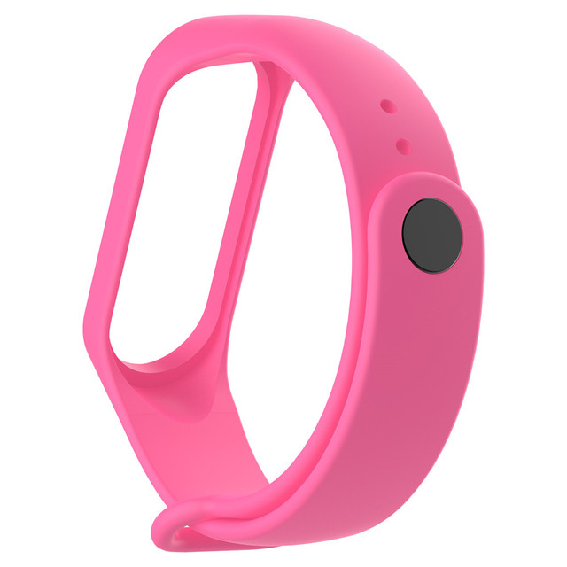 1pc For Xiaomi Mi Band 3 Strap Smart Accessories For Xiaomi Miband 3 Smart Wristband Strap Replacement Of Mi Band 3 13 Colors 2