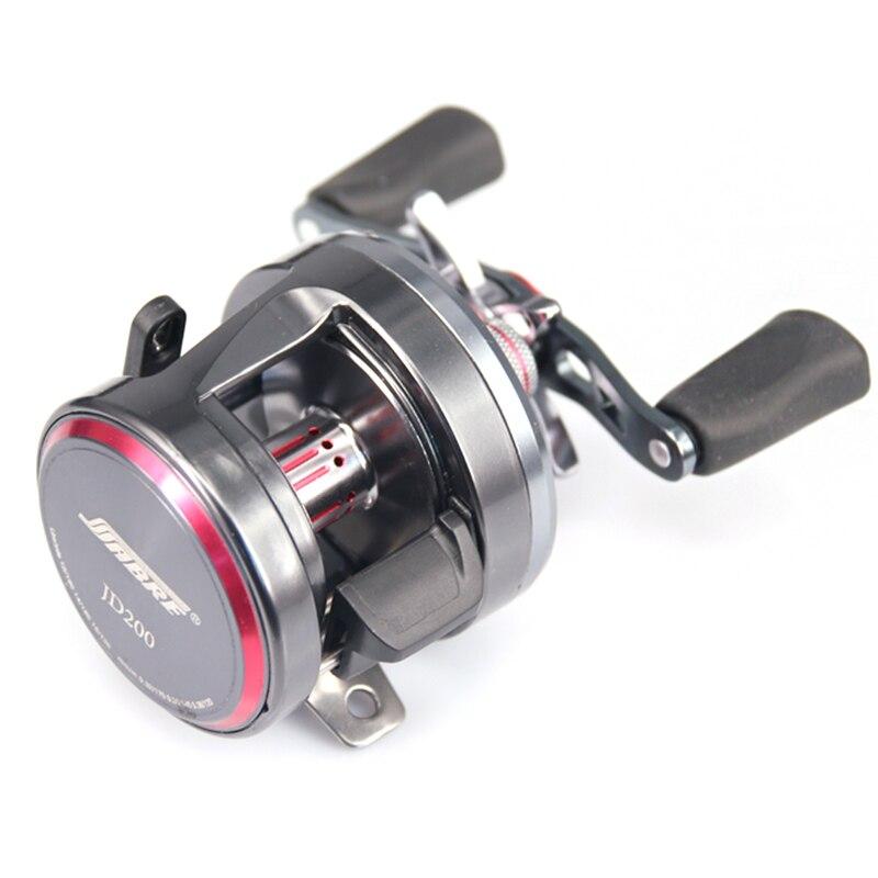 18New moulinets de pêche à la traîne en Fiber de carbone 7 + 1BB moulinet de pêche en mer moulinet de pêche en eau salée bobine de système de frein magnétique