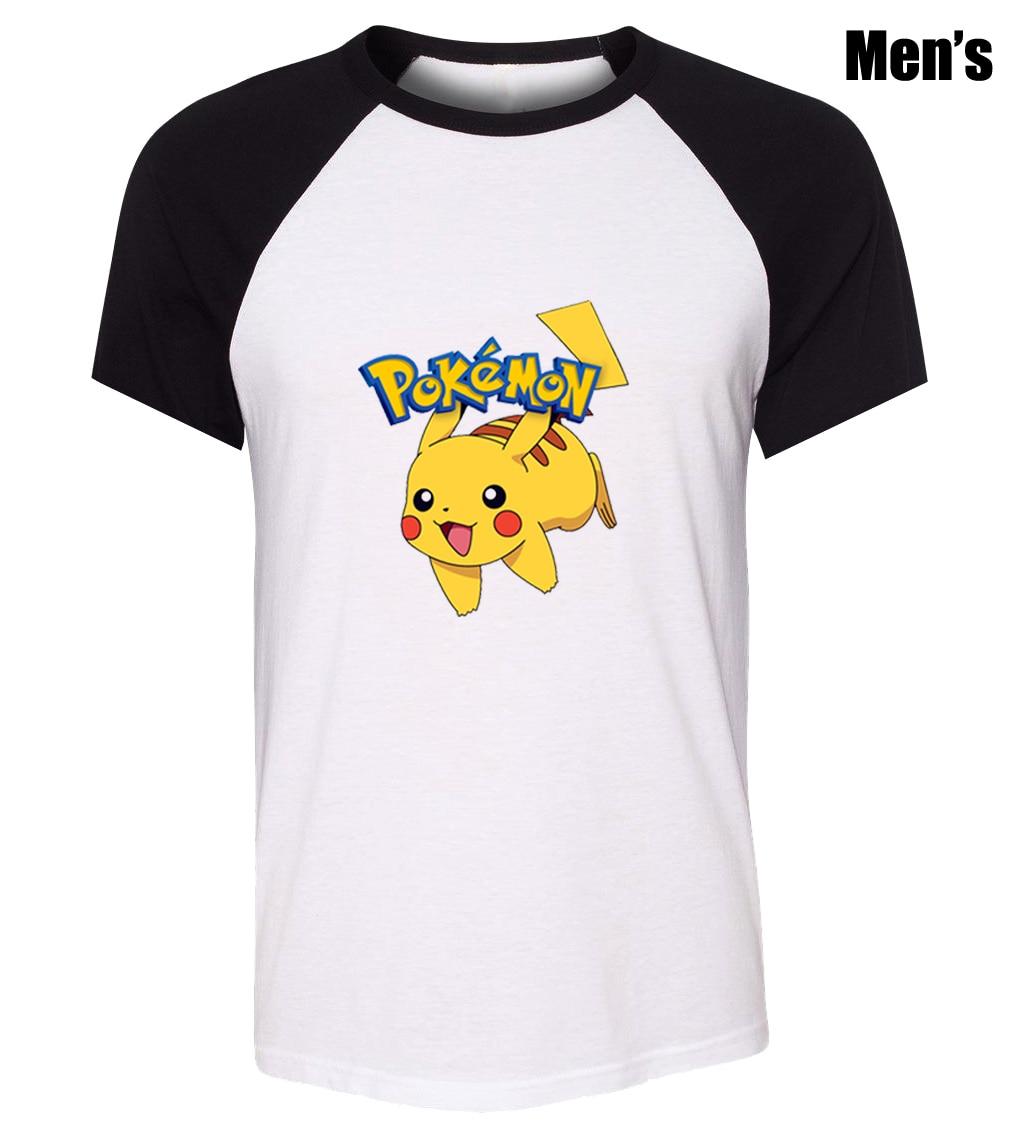 men's-fashion-cheerful-font-b-pokemon-b-font-go-catch-pikachu-design-plain-casual-anime-t-shirt
