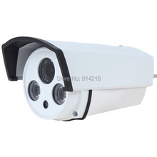 free shipping 1200TVL  CCTV camera with nigh vision ir cut filter waterproof security camera for outdoor/indoor  bullet camera