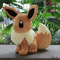 Rare Monster Plush Toys Eevee Soft Toys Plush Stuffed Dolls Kids Gift 26CM Cartoon Animal Doll For Christmas Halloween Toy