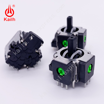 Kailh 3D Analog Potentiometers Joystick for PS Slim Pro XBOX  Controller 1 million cycles operate all types 6637s 1 502 potentiometers mr li