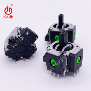 Kailh 3D Analog Potentiometers Joystick for PS4 Slim Pro XBOX Controller 1 million cycles operate all types(China)