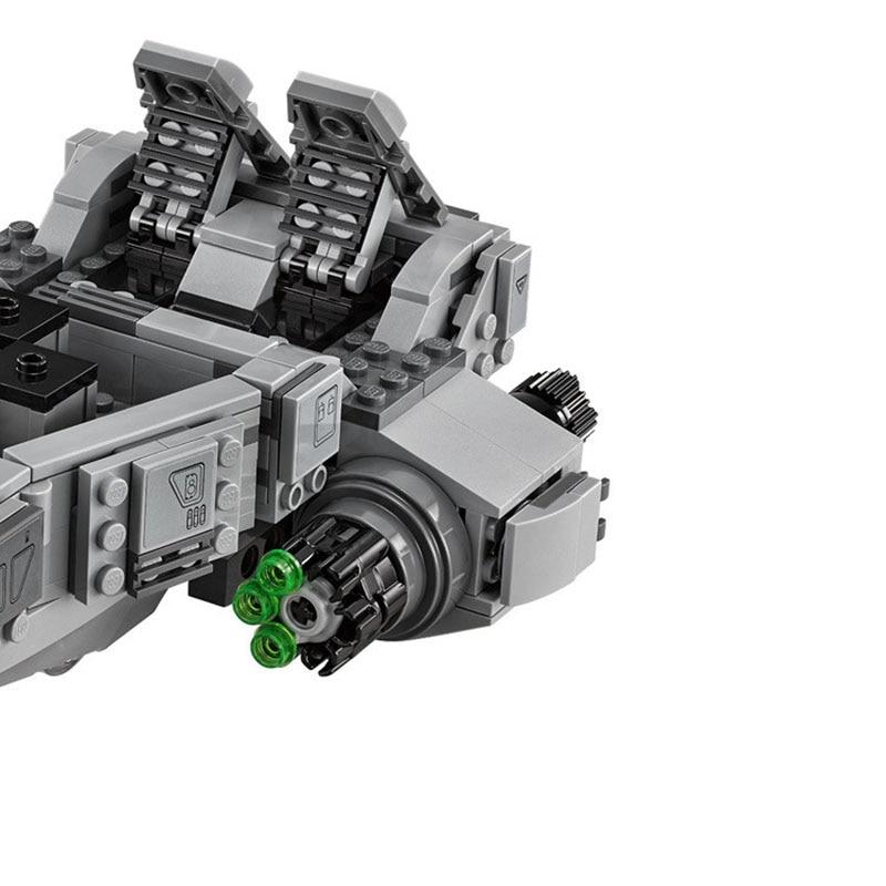 Pogo Lepin BL10576 Star Wars Building Blocks Bricks Action Figures Toys Compatible With Legoe