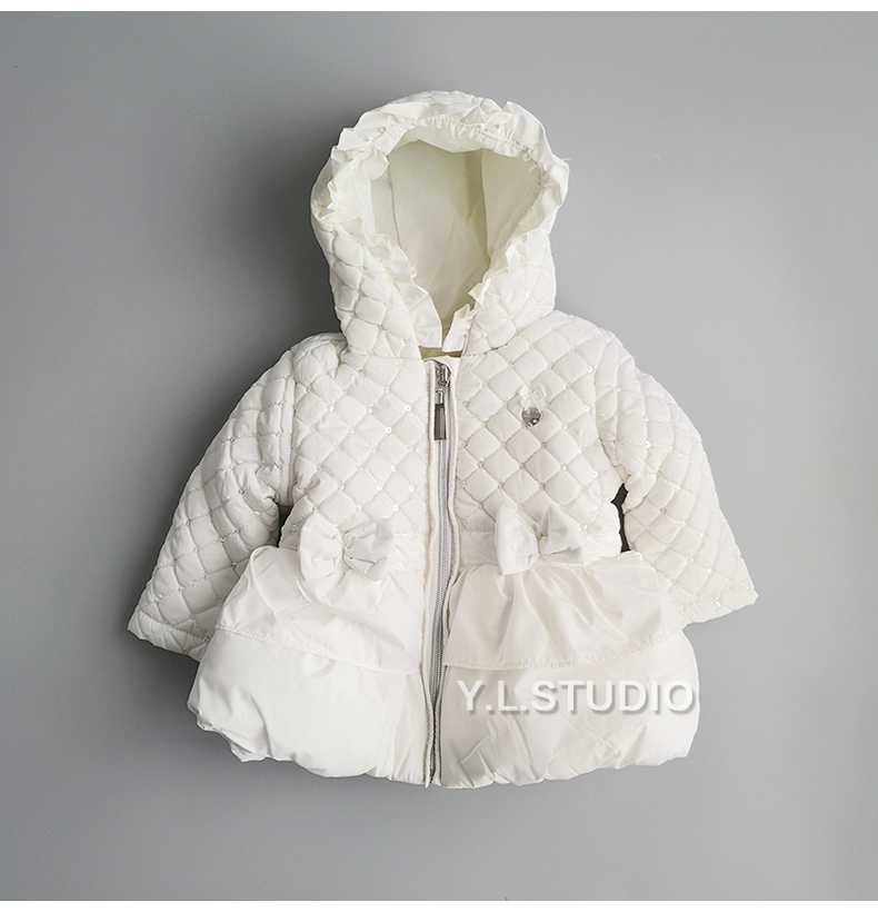 176d77e5a889 Detail Feedback Questions about Newborn Baby Girls Winter Coat Thick ...