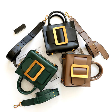 free shipping the new 2018 small bread hollow out wide straps metal generous buckle mini buckles bagfree shipping the new 2018 small bread hollow out wide straps metal generous buckle mini buckles bag