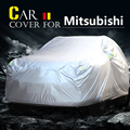 Car Cover Anti-UV Outdoor Sun Snow Rain Scratch Dust Resistant Auto Cover Waterproof For Mitsubishi Outlander Pajero Space Sigma