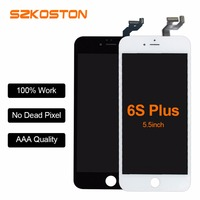 3PCS Highcreen No Dead Pixel LCD For IPhone 6S Plus LCD Display With Touch Screen Digitizer
