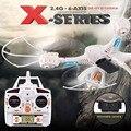 Venda quente MJX RC Zangão X800 2.4 GHz 6 Eixos Giroscópio RC hexacopter com rolo 3d função de tropeço para crianças toys para presentes