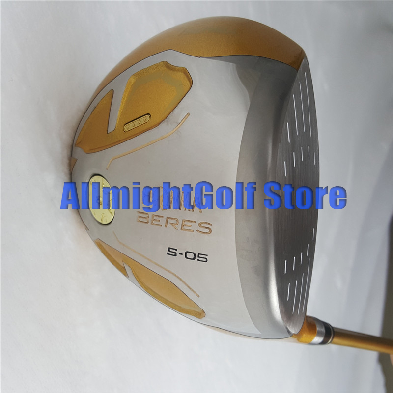 Image 3 - Golf Driver HONMA S 05 4 star Driver loft 9.5 or 10.5 Fairway Golf Clubs with Graphite Golf shaft free shipping-in Golf Clubs from Sports & Entertainment