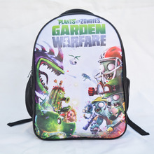 Neue Pflanzen vs Zombies Schulrucksack Für Jugendliche Mädchen Jungen Schüler Schultasche Für Kinder mochila Kinder Cartoon Bookbag