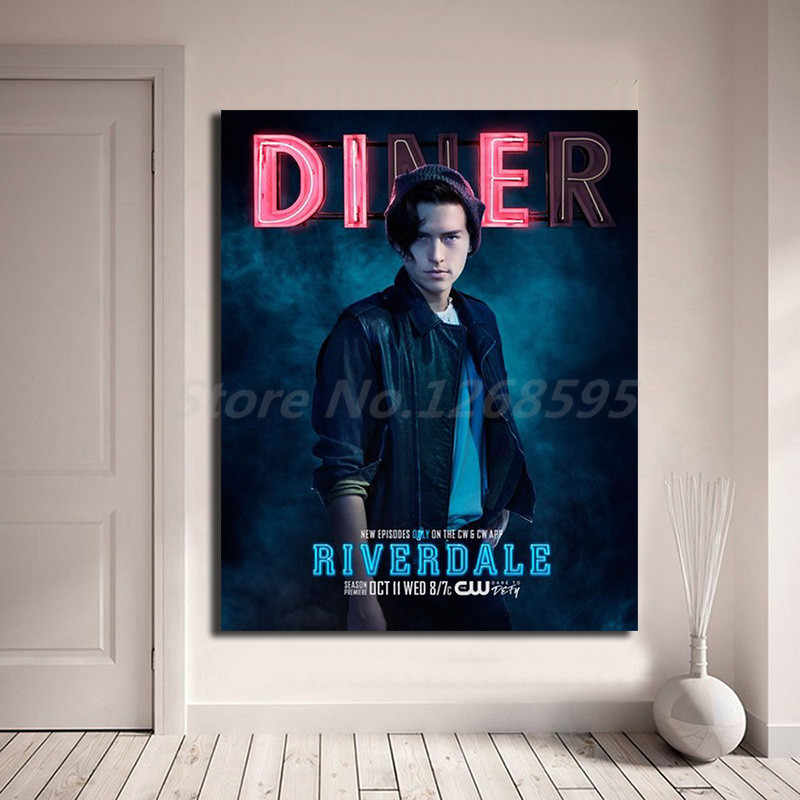 Riverdale Movie HD Wall Art Canvas Poster And Print Canvas Painting Decorative Picture For Modern Bedroom Home Decor Accessories