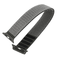 Nylon Loop Strap Apple Watch Band 38mm 42mm Magnetic Buckle Adjustable Sports Strap Band For Iwatch