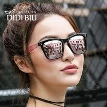 ad68f29c113 DIDI Italian Brand Polarized Camouflage Sunglasses Women Square Sun Glasses  Men Driving Pink Eyewear Rivet Shades Oculos W573