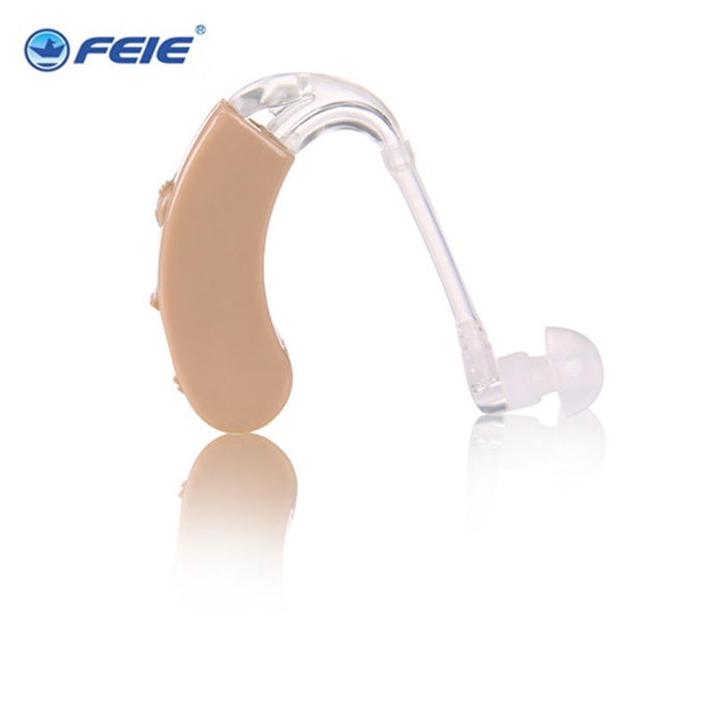 2 PCS Alibaba Wholesale Products BTE Behind The Ear Analog Hearing Aid Best Listening Device S-9C Drop Shipping