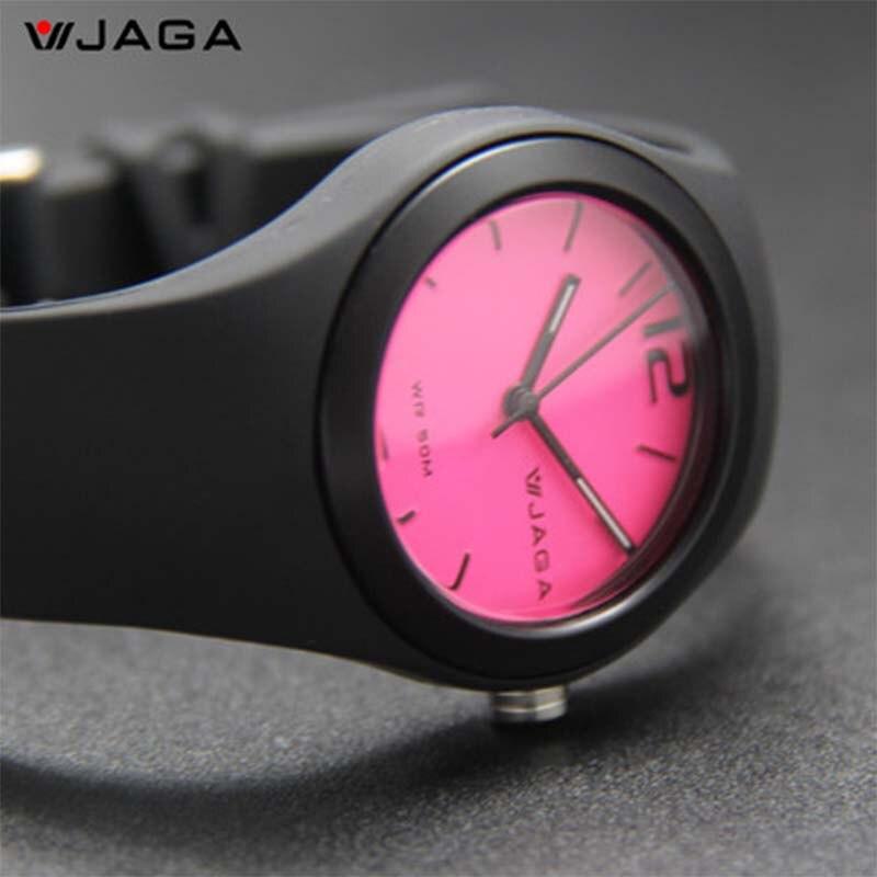 JAGA novi dizajn djevojka digitalni sat modni povremeni vodootporan - Dječja satovi - Foto 3