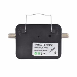 Image 3 - Satellite Finder Find Alignment Signal Meter FTA DIREC TV Satellite Receptor for Sat Dish TV LNB Direc Digital TV