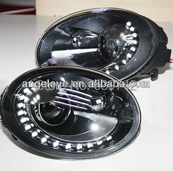 Beetle LED Head Lamp for Volkswagen 11 to 13 TLZ