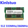 512 Мб PC2700 DDR 333 MicroDIMM micro dimm 172pin память для SONY Panasonic ASUS ноутбук sodimm ram