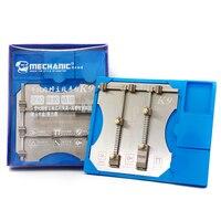 MECHANIC K9 Mobile Phone Repair Mainboard Positioning Fixture Anti Static High Temperature Resistant Insulation Mat Tools