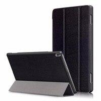 Kemile Ultra Slim Magnetic Folding Flip PU Fall Abdeckung für Lenovo Tab 4 10 TB-X304F N 10