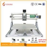 CNC 3018 500mw 2500mw5500mw Laser GRBL Control Diy Laser Engraving ER11 CNC Machine 3 Axis Pcb
