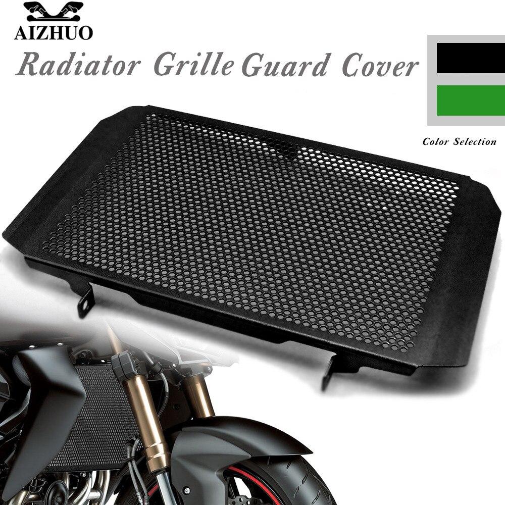 Pour KAWASAKI Z750 Z800 Z1000SX NINJA 1000 VERSYS 1000 Z 750 Z 800 Moto Grille Radiateur Garde Couverture En Alliage D'aluminium radiateur