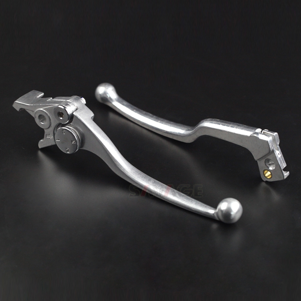 SAVAGE Brake Clutch Lever For SUZUKI DL650 DL 650 V-Strom SV650 GSX 600/750 KATANA
