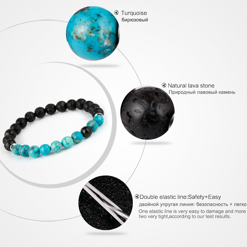 Moories-Bohemian-Bracelet-Natural-Lava-Stone-Beaded-Strand-Bracelets-&-Bangles-with-Hematite-Space-Beads-Boho-Stones-Jewelry -(7)