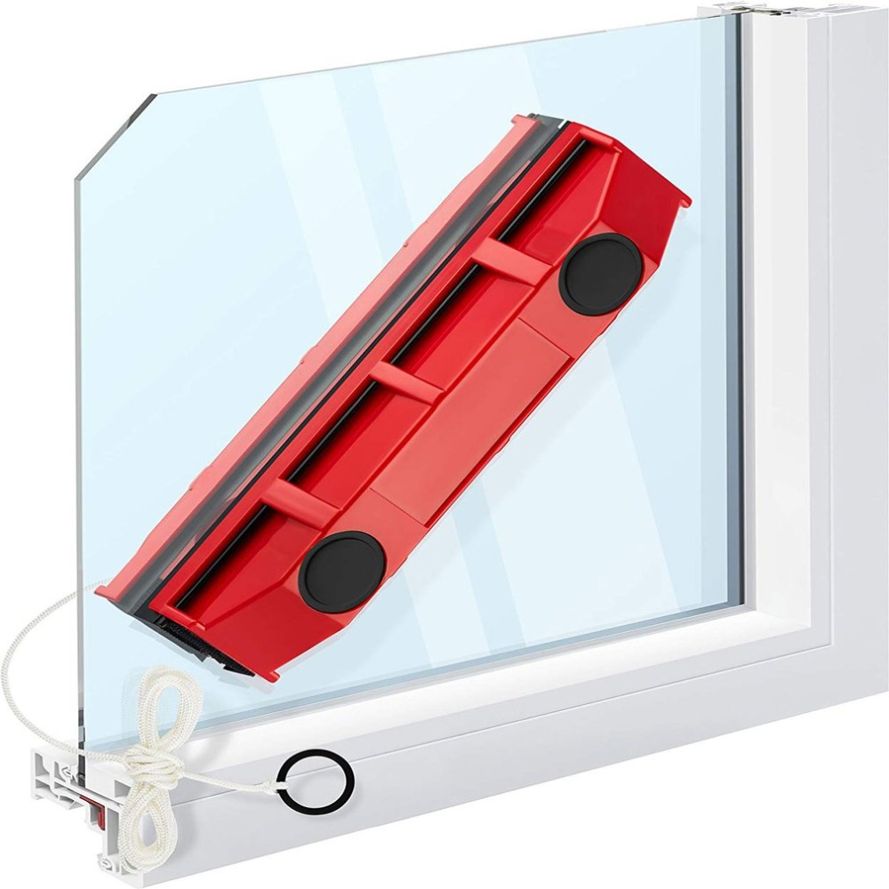 Bright Tools The Glider S-1 Magnetic Window Cleaner for Single Glazed Windows Fit to 0.08 Up To 0.3 2-8 mm WindowBright Tools The Glider S-1 Magnetic Window Cleaner for Single Glazed Windows Fit to 0.08 Up To 0.3 2-8 mm Window