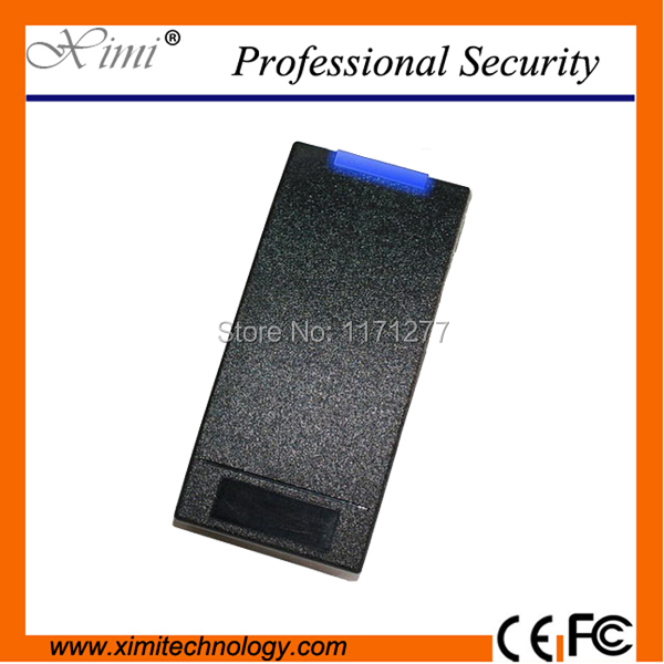RFID card reader door access control smart card reader  wiegand26 reader EM ID card reader rfid 13 56mhz smart card reader access control 2500 users rs485 wg readers extendable wiegand26 output lcd reader 10 ic card