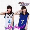 Anime Kuroko no Basuke KAIJO Kise Ryota/Yukio Kasamatsu Basketball Uniform Jersey Cosplay Costume Sportwear