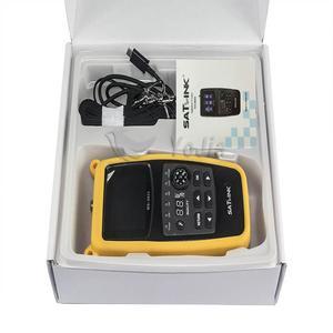 Image 5 - המקורי Satlink WS 6933 לווין Finder DVB S2 FTA CKU הלהקה סאטלינק דיגיטלי לווין Finder מד WS 6933 משלוח חינם