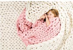 Wool thick line knitted blanket 100 natural anti pilling super soft crochet kids baby blankets crib.jpg 250x250