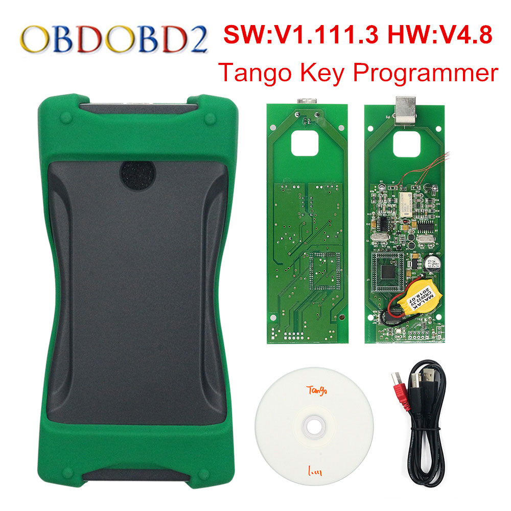 2019 Tango Key Programmer V1.111.3 OEM Tango Auto Key Programmer Newest Version 1.111.3 With All Software Tango Programmer