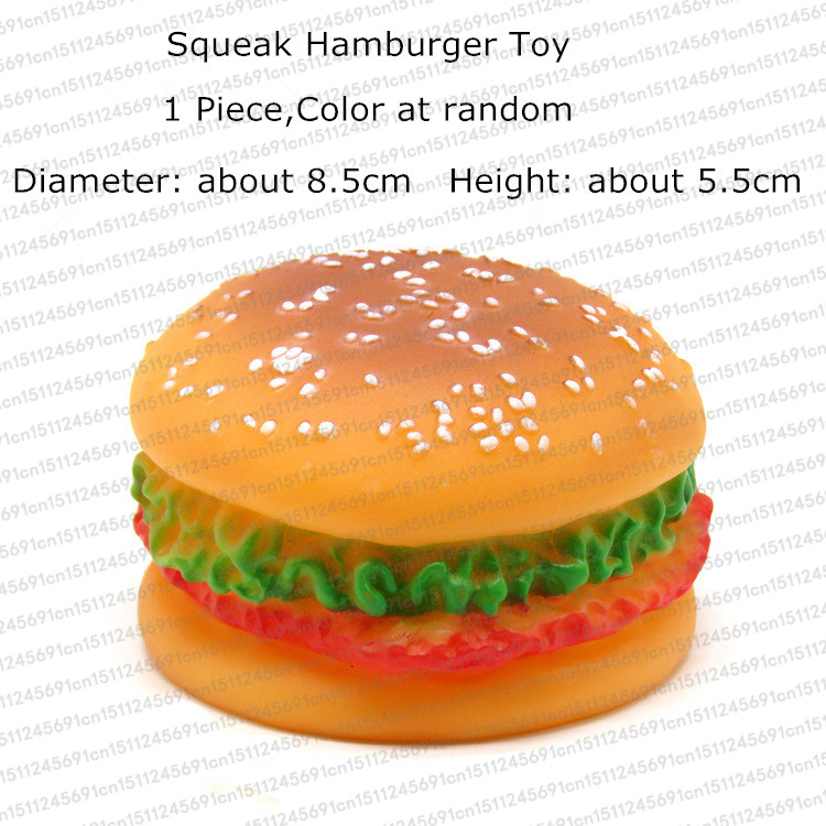 Rubber Squeak Toy For Dog Screaming Chicken Chew Bone Slipper Squeaky Ball Dog Toys Tooth Grinding & Training Pet Toy Supplies #4