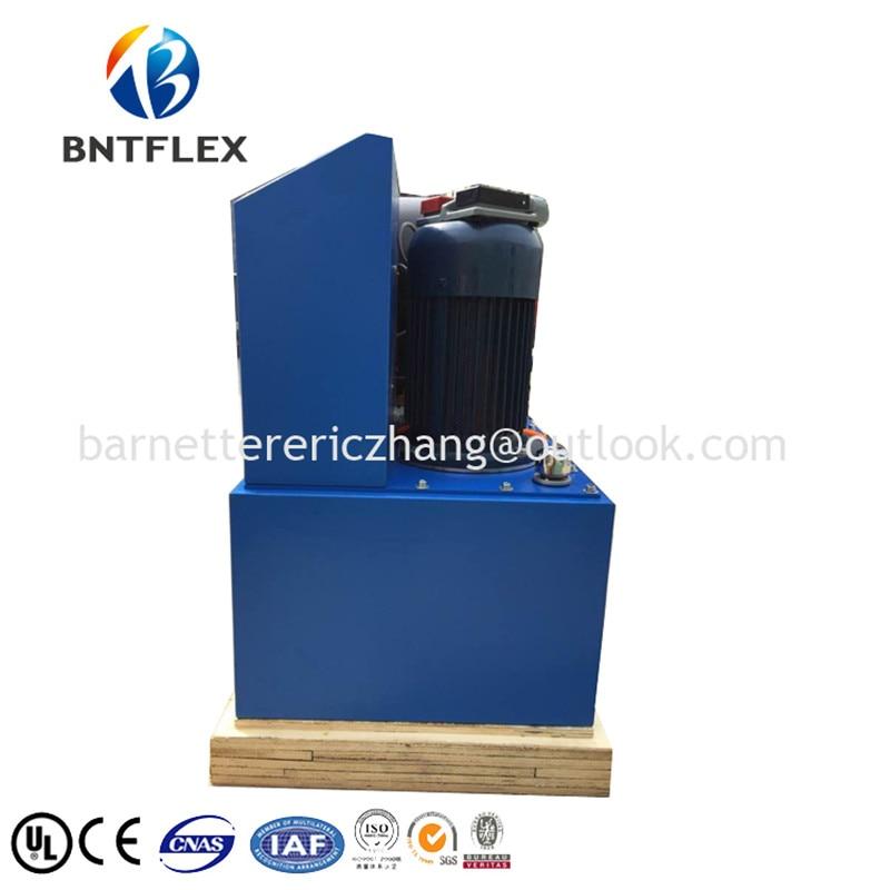 BNT68 hidraulikus gumi tömlő préselő gép - Elektromos kéziszerszámok - Fénykép 4
