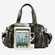 Men's PU Leather Waterproof Bag