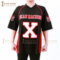 TIM VAN STEENBERGE The Longest Yard Bill Goldberg Joey Battle Battaglio X Mean Machine American Football Jersey Stitched-Black