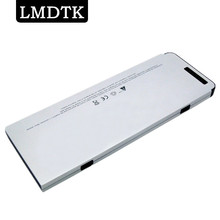 """Lmdtk Новый аккумулятор для ноутбука Apple MacBook 13 """"2008 Версия A1278 MB466 */MB466CH/A1280 Бесплатная доставка"""