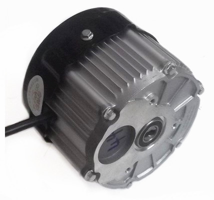 BM1418HQF 350w Dc 48v brushless motor, electric bicycle motor, BLDC , without differential gear