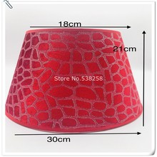 E27 Art Deco Lamp shade for table lamp  pvc Pattern Textile Fabrics Decorativ lampshade modern style  lamp cover for desk lamp table lamp shade cover floor lamp cover shade fabric lampshade light cover